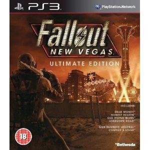 Fallout New Vegas Ultimate Edition PS3